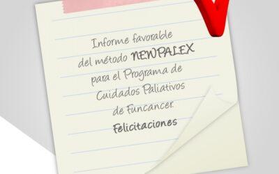 Funcancer obtiene el informe favorable de implantación del Método NEWPALEX®