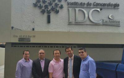 IDC Las Américas obtiene el Informe Favorable de implantación del Método NEWPALEX®