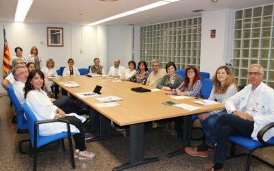 Implementación de la Comisión de Coordinación Sociosanitaria del Departamento de Salud Valencia Clínico-Malvarrosa