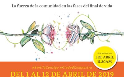 """Exposición itinerante """"20 historias de compasión"""". Sevilla."""