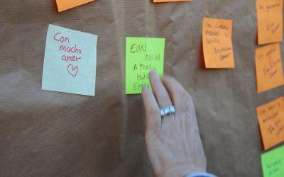 """Vecinos de San Pablo intercambian churros por consejos de cuidado, gracias a la iniciativa """"Churros Contigo"""" (20 minutos 20/03/19)"""