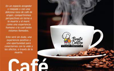 Death Café en Bogotá Contigo, Ciudad Compasiva