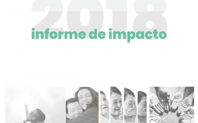 Publicada la Memoria de impacto 2018 de la Fundación.
