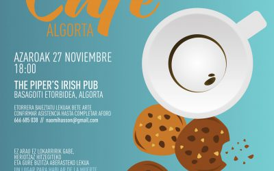 Death Café Algorta. Getxo Zurekin