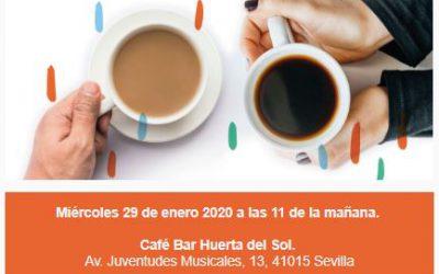 Death Café Enero 2020 en Sevilla Contigo, Ciudad Compasiva