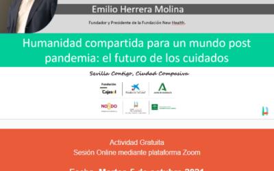CICLO DE CONFERENCIAS. Hablamos con… Emilio Herrera